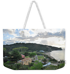 Weekender Tote Bag featuring the photograph Saint Nicholas 1822 by George Katechis