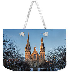 Saint Thomas Of Villanova Weekender Tote Bag