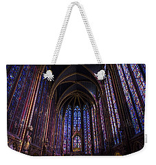 Sainte Chapelle Weekender Tote Bag