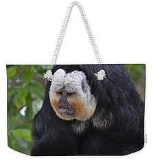 Saki Monkey Weekender Tote Bag