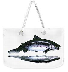 Salar - The Leaper Weekender Tote Bag