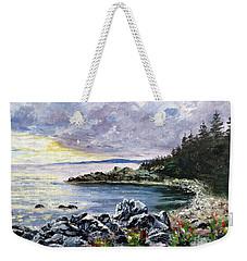 Salisbury Cove Weekender Tote Bag