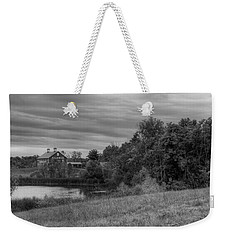 Salomon Farm In The Fall Weekender Tote Bag
