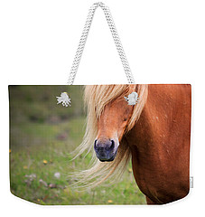 Salon Perfect Pony Weekender Tote Bag