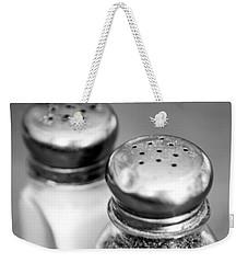 Salt And Pepper Shaker Weekender Tote Bag