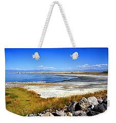Salt Lake Utah Weekender Tote Bag