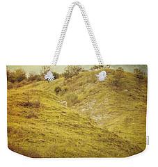 Salt Meadow Mounds Weekender Tote Bag