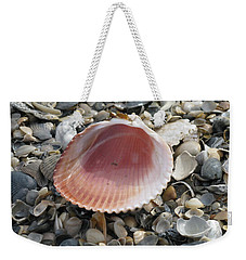 Salt Water Cockle Weekender Tote Bag