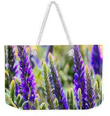 Salvia Sway Weekender Tote Bag