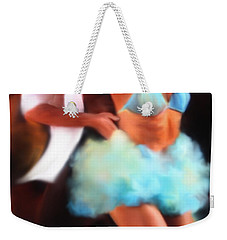 Samba Weekender Tote Bag