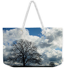 Same Tree Many Skies 13 Weekender Tote Bag