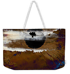 Samhain I. Winter Approaching Weekender Tote Bag by Paul Davenport