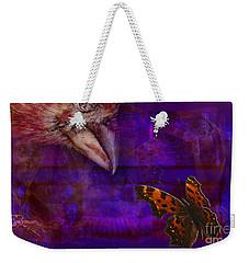 Samsara Weekender Tote Bag