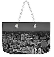 San Antonio - Bw Weekender Tote Bag