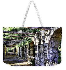 San Antonio C Weekender Tote Bag