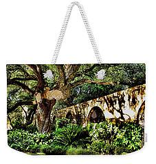 San Antonio D Weekender Tote Bag