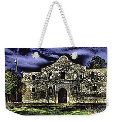 San Antonio E Weekender Tote Bag