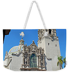 San Diego Museum Of Man Weekender Tote Bag