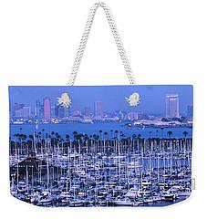 San Diego Twilight Weekender Tote Bag