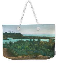 San Elijo Lagoon Weekender Tote Bag