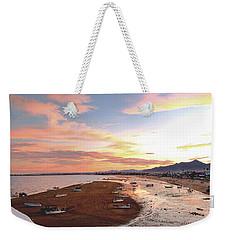 San Felipe Sunset 04 Weekender Tote Bag