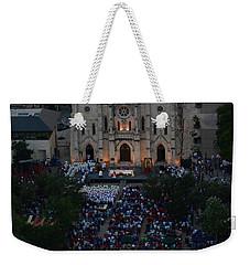 San Fernando Cathedral 001 Weekender Tote Bag