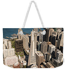 San Francisco Aloft Weekender Tote Bag