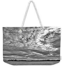 San Francisco Clouds Weekender Tote Bag