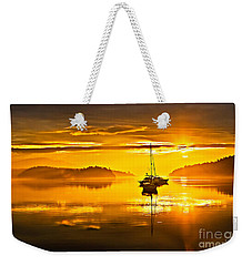 San Juan Sunrise Weekender Tote Bag by Robert Bales