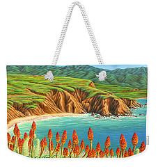 San Mateo Springtime Weekender Tote Bag