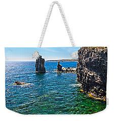 San Pietro Island - Le Colonne Weekender Tote Bag