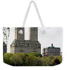 San Remo Towers Nyc Weekender Tote Bag