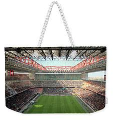 San Siro Stadium Weekender Tote Bag