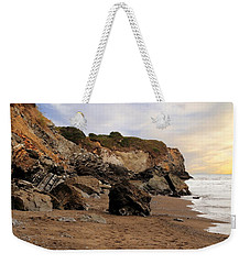 Sand And Rocks Weekender Tote Bag