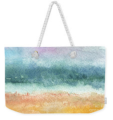 Sand And Sea Weekender Tote Bag