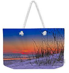 Sand And Sea Weekender Tote Bag