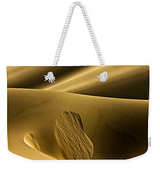 Sand Avalanche Weekender Tote Bag