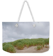 Sand Dunes And Grass Weekender Tote Bag