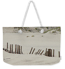 Sand Dunes At Gulf Shores Weekender Tote Bag