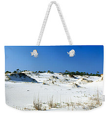 Sand Dunes In A Desert, St. George Weekender Tote Bag by Panoramic Images
