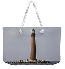 Sand Island Lighthouse - Once 40 Acres Weekender Tote Bag