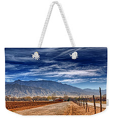 Sandias In My Backyard Weekender Tote Bag