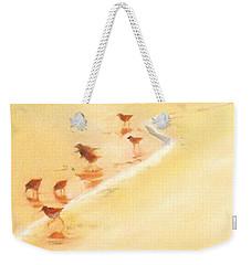 Sandpiper Promenade Weekender Tote Bag
