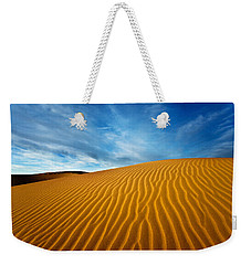 Sands Of Time Weekender Tote Bag