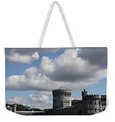 Sands Point Castle Weekender Tote Bag by John Telfer