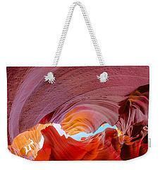 Sandstone Chasm Weekender Tote Bag