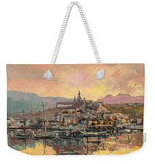 Sanremo  Weekender Tote Bag