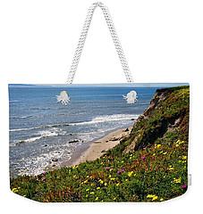 Santa Barbara Beach Beauty Weekender Tote Bag