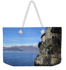Santa Caterina - Lago Maggiore Weekender Tote Bag by Travel Pics