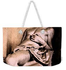 Santa Croche Sculpture Weekender Tote Bag